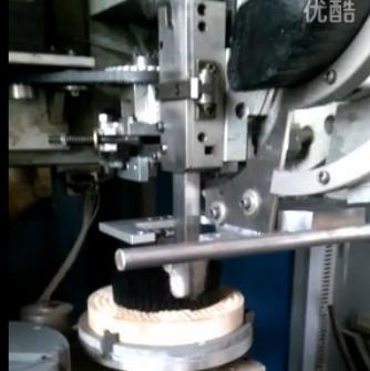 五轴机械生产加工视频