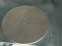 钢丝圆盘刷