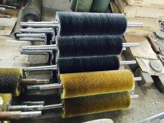 定制金属丝毛刷辊