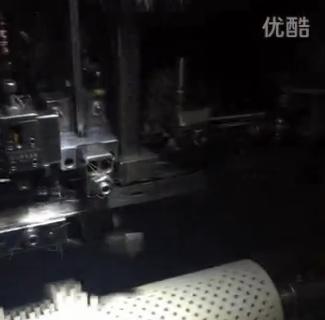 工业毛刷辊加工视频