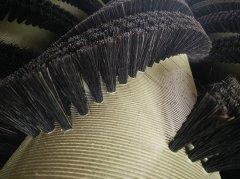 猪鬃毛刷辊定制样品
